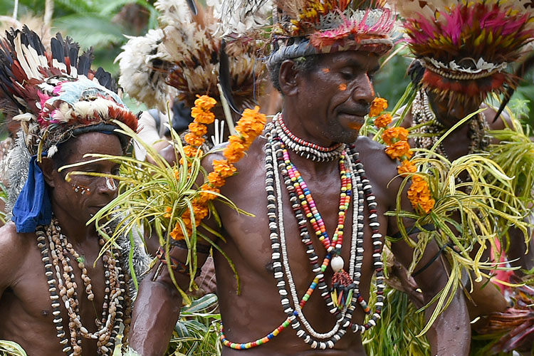 TREASURES OF PNG, THE SPICE ISLANDS & THE CORAL SEA