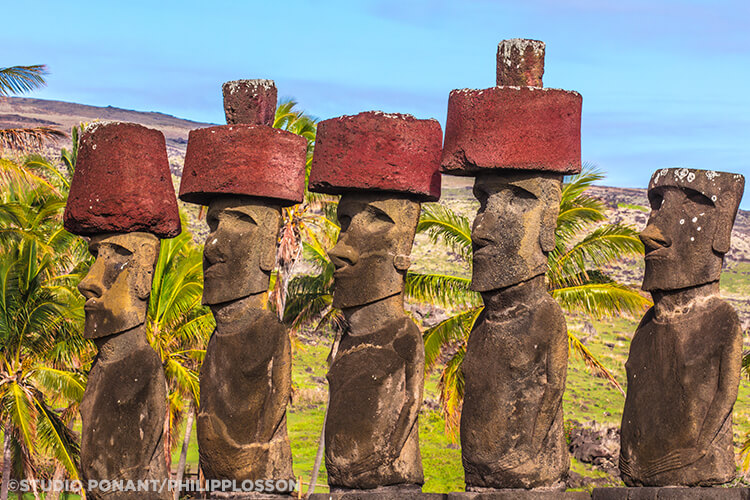 Polynesia and Easter Island