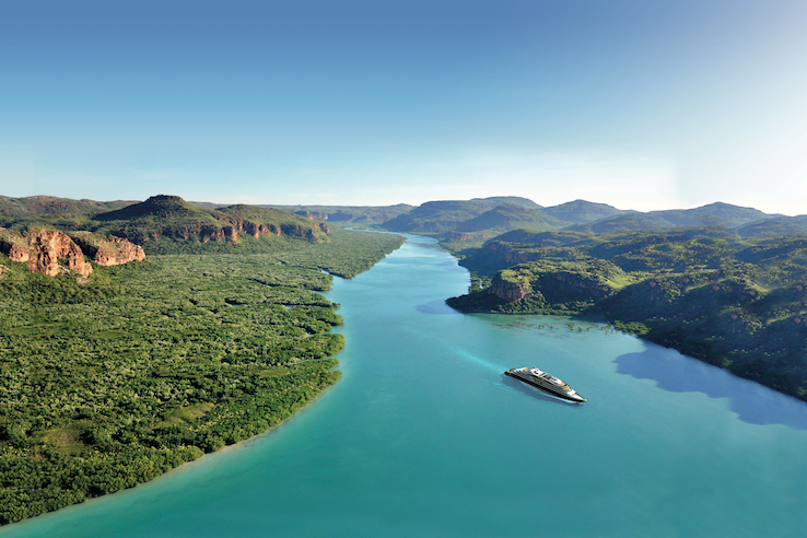 THE SPECTACULAR. THE KIMBERLEY