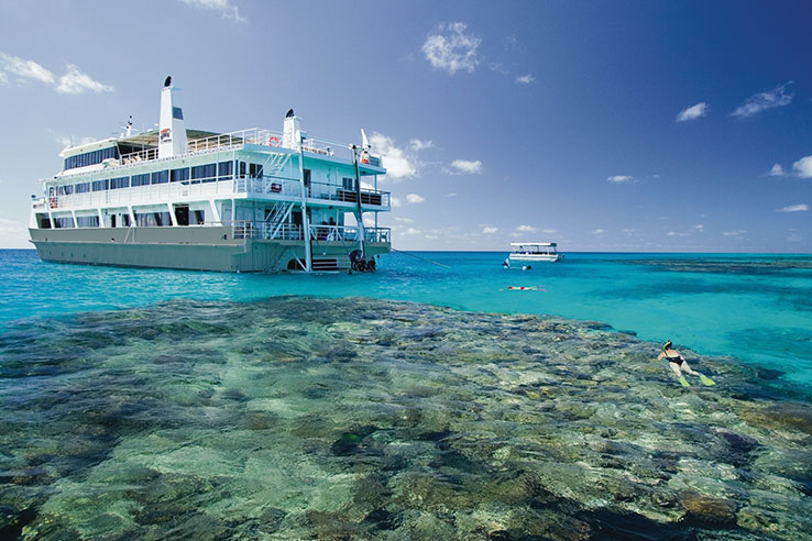 Coral Expeditions Cruises Cruise