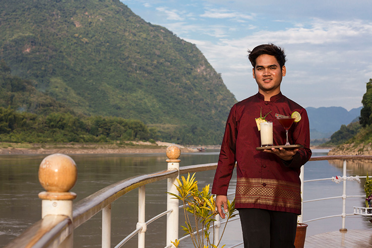 Champa Pandaw Riverboat Ship Cruises