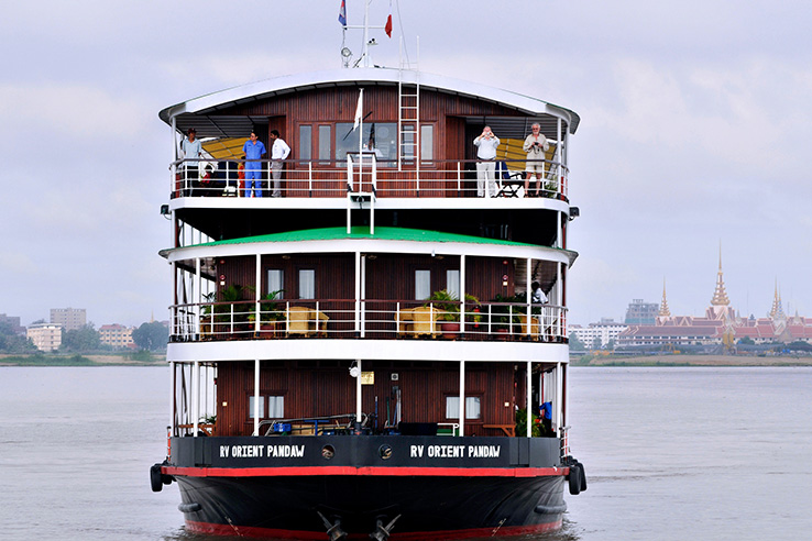 Pandaw Orient River Boat Cruise Packages
