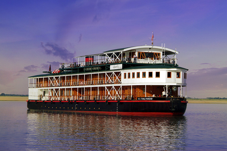 RV Tonle Pandaw River Cruise Boat Packages