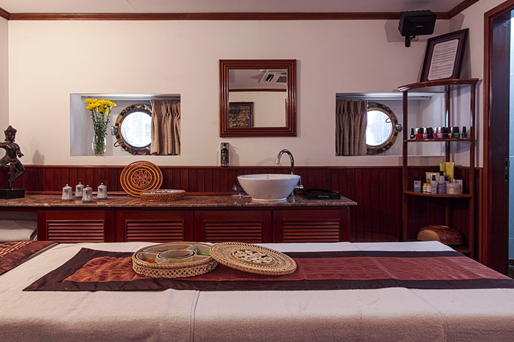 RV Tonle Pandaw River Cruise Boat Packages 4