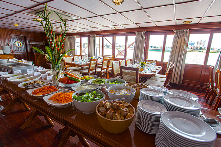 RV Tonle Pandaw River Cruise Boat Packages 5