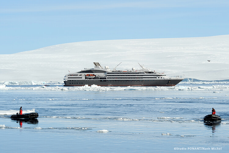 11 night L'Austral Emblematic Antartica fly/cruise package8