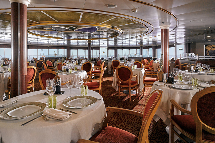Silver Shadow Silversea Cruises Images 3