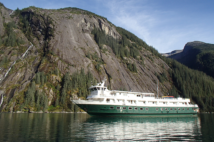 UnCruise Adventures Wilderness Discoverer Ship Images  1