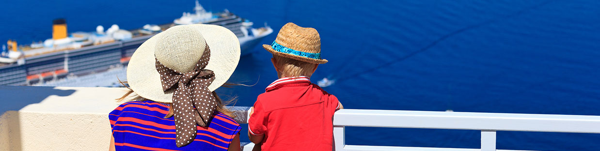 Cruising With Kids: A Survival Guide