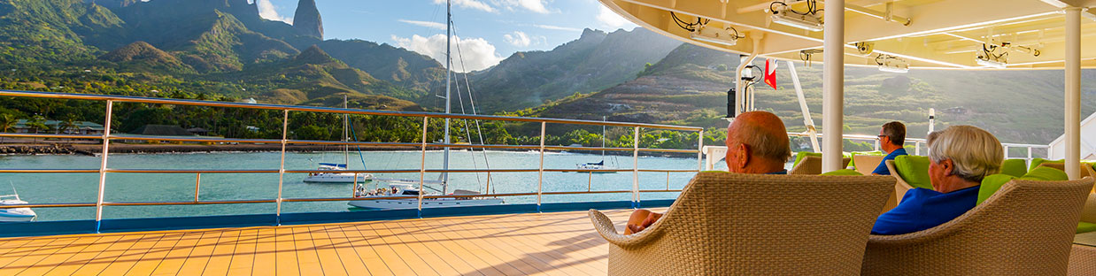 How to get the very most out of your cruise…