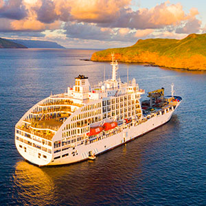 THE UNIQUE HISTORY OF OUR MOST POPULAR CRUISE